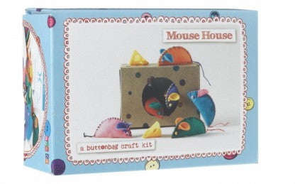 Mouse House Sewing Kit