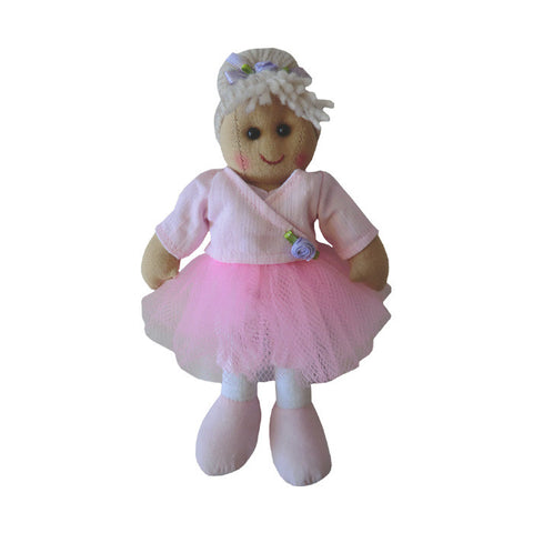 Small Ballerina Rag Doll