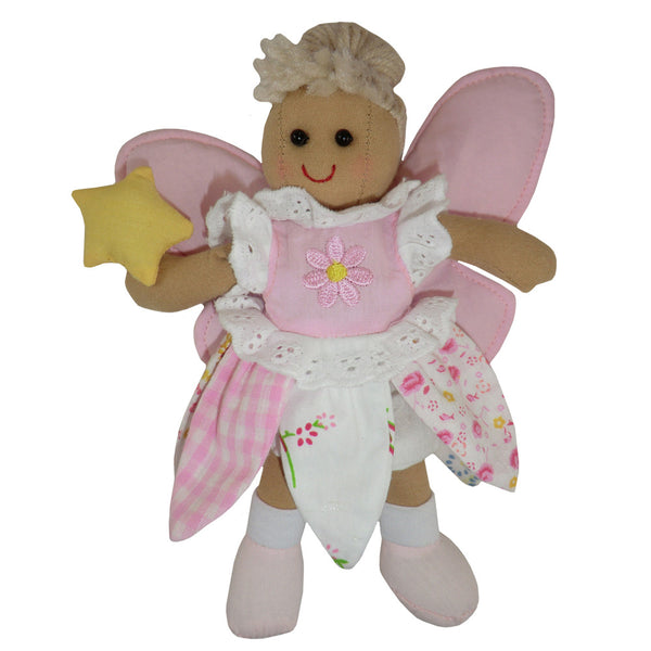 Small Fairy Rag Doll