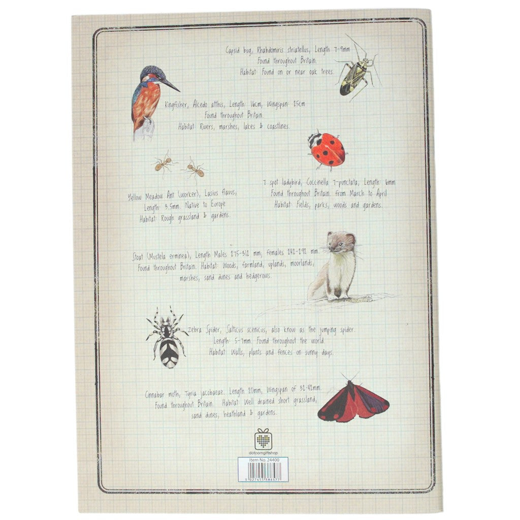 Nature Trail Scrapbook