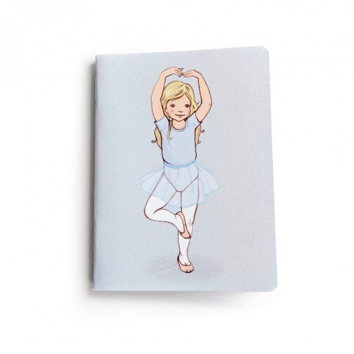 Pirouette Mini Notebook