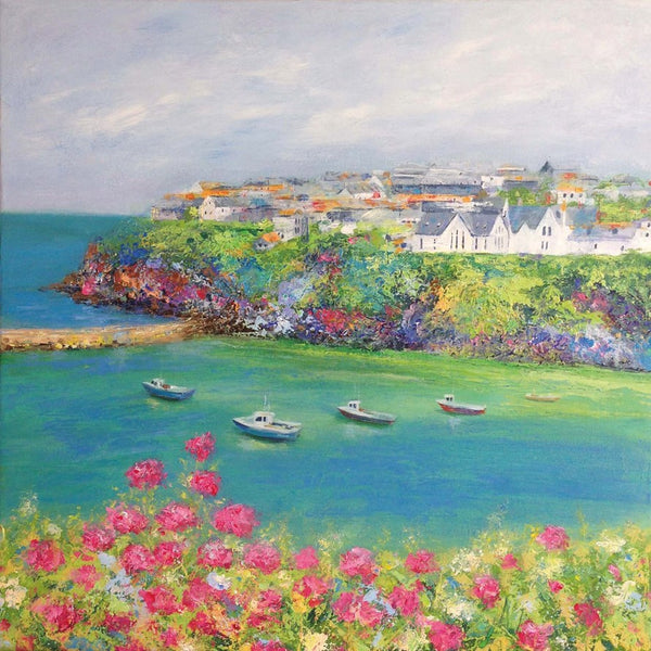 Port Isaac Card