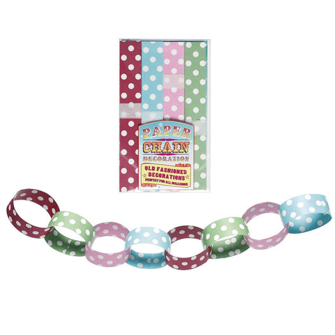 Retrospot Paper Chain Kit