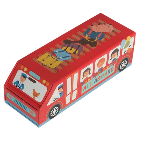 School Bus Pencil Box