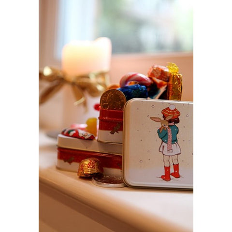 Belle & Boo Seasonal Tins - Set of 3