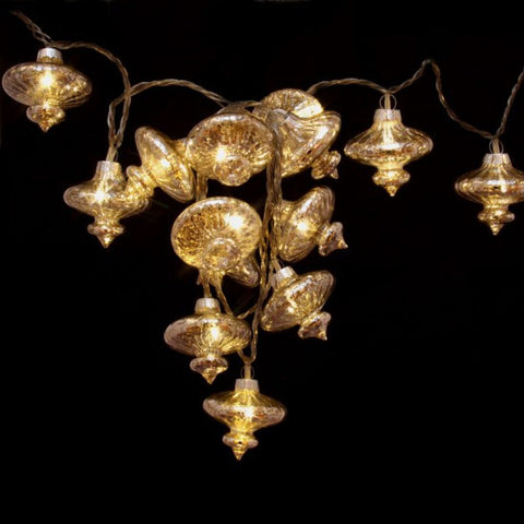 Silver Kasbah Fairy Lights