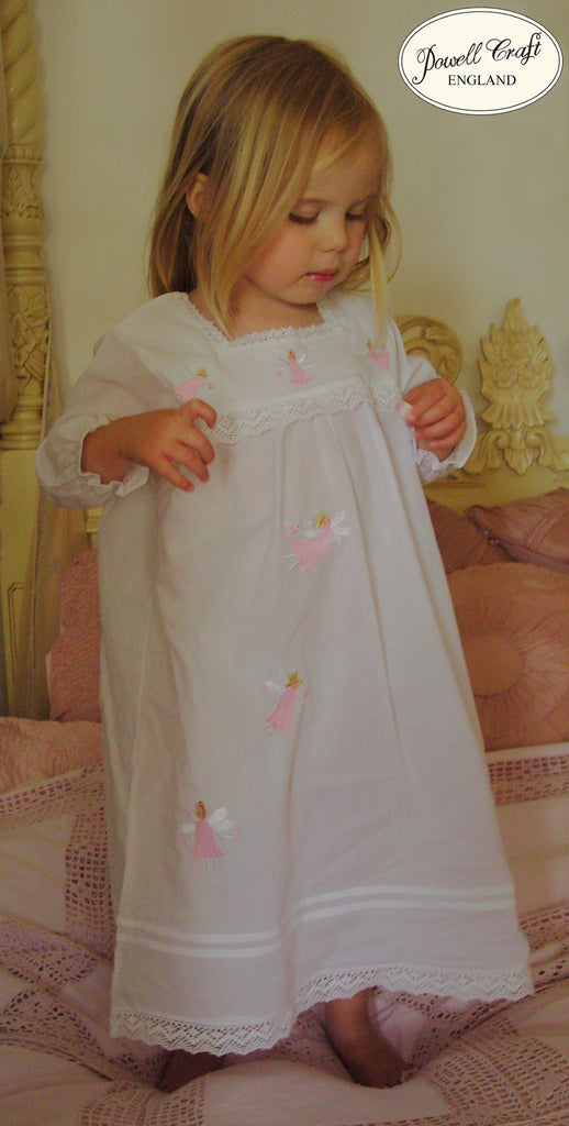 Angel/Fairy Cotton Nightdress