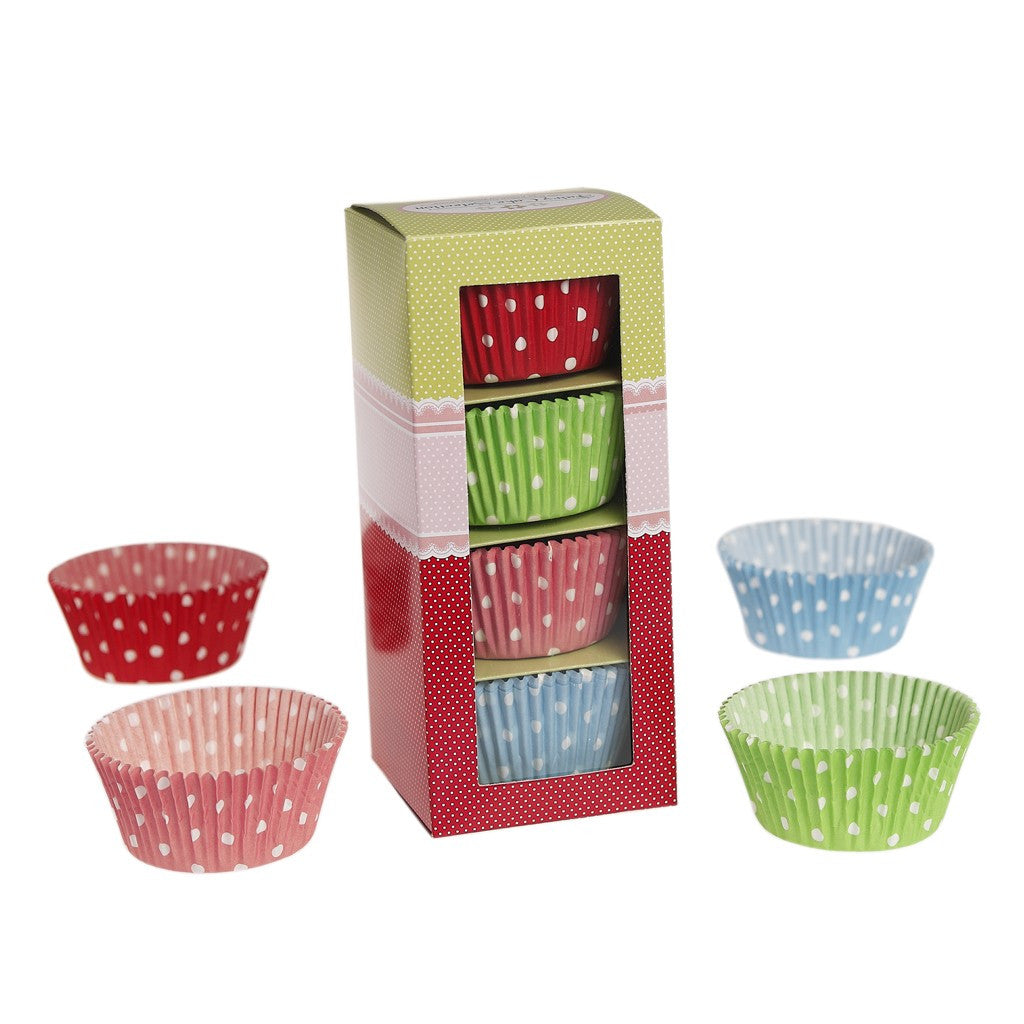 Spotty Fairy Cake Cases