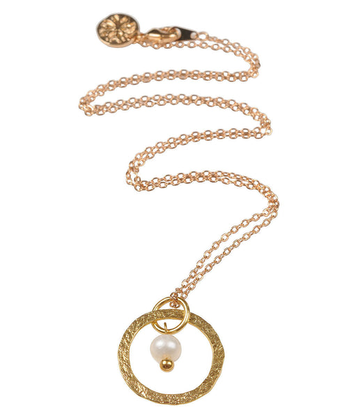 Taya Freshwater Pearl Pendant Necklace