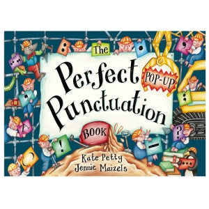 The Perfect Punctuation Book
