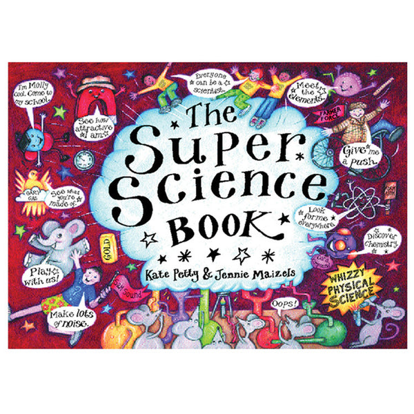 The Super Science Book