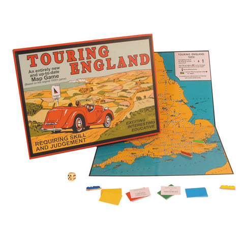 Touring England Board Game