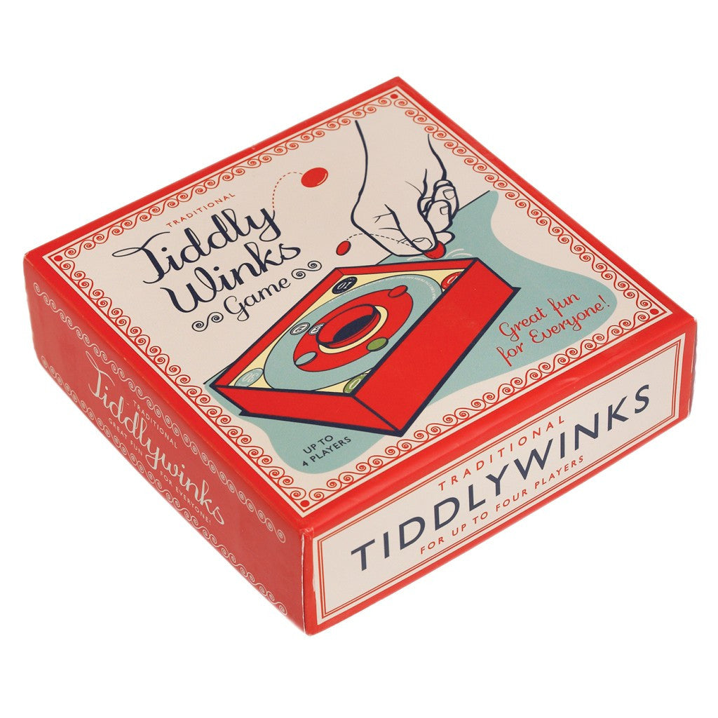 Traditional Tiddly Winks Game