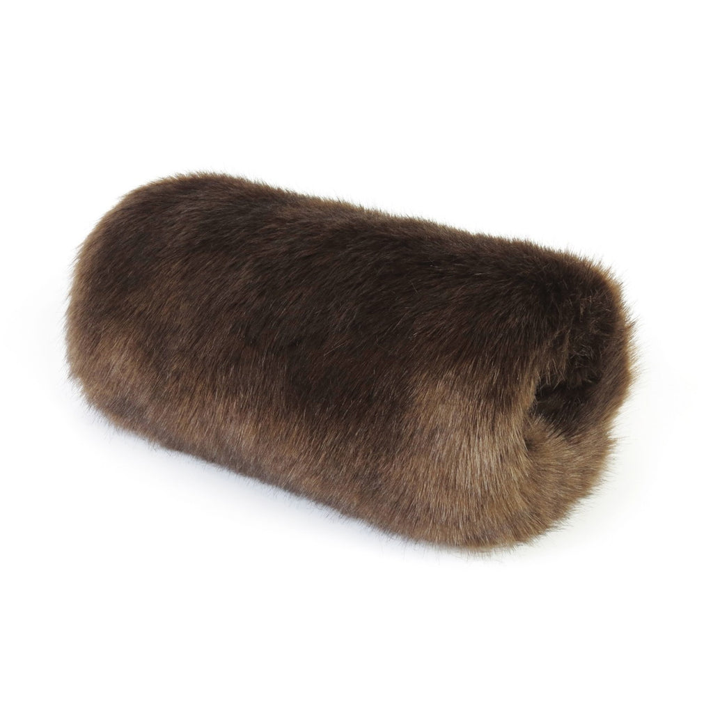 Treacle Faux Fur Muff