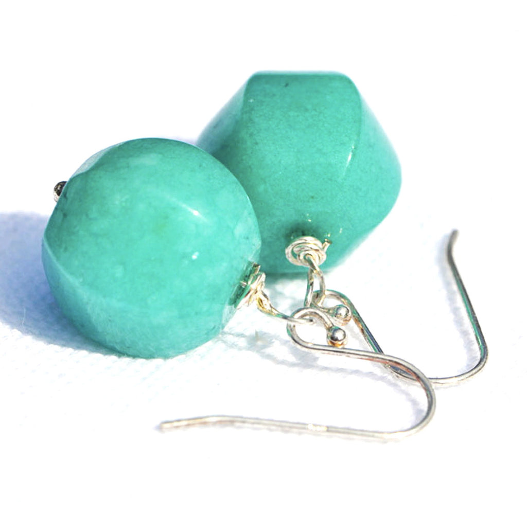 Sterling Silver Semi-Precious Earrings