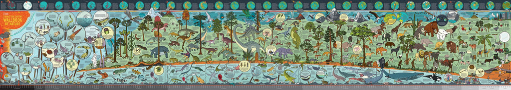 What on Earth? Natural History Wallbook