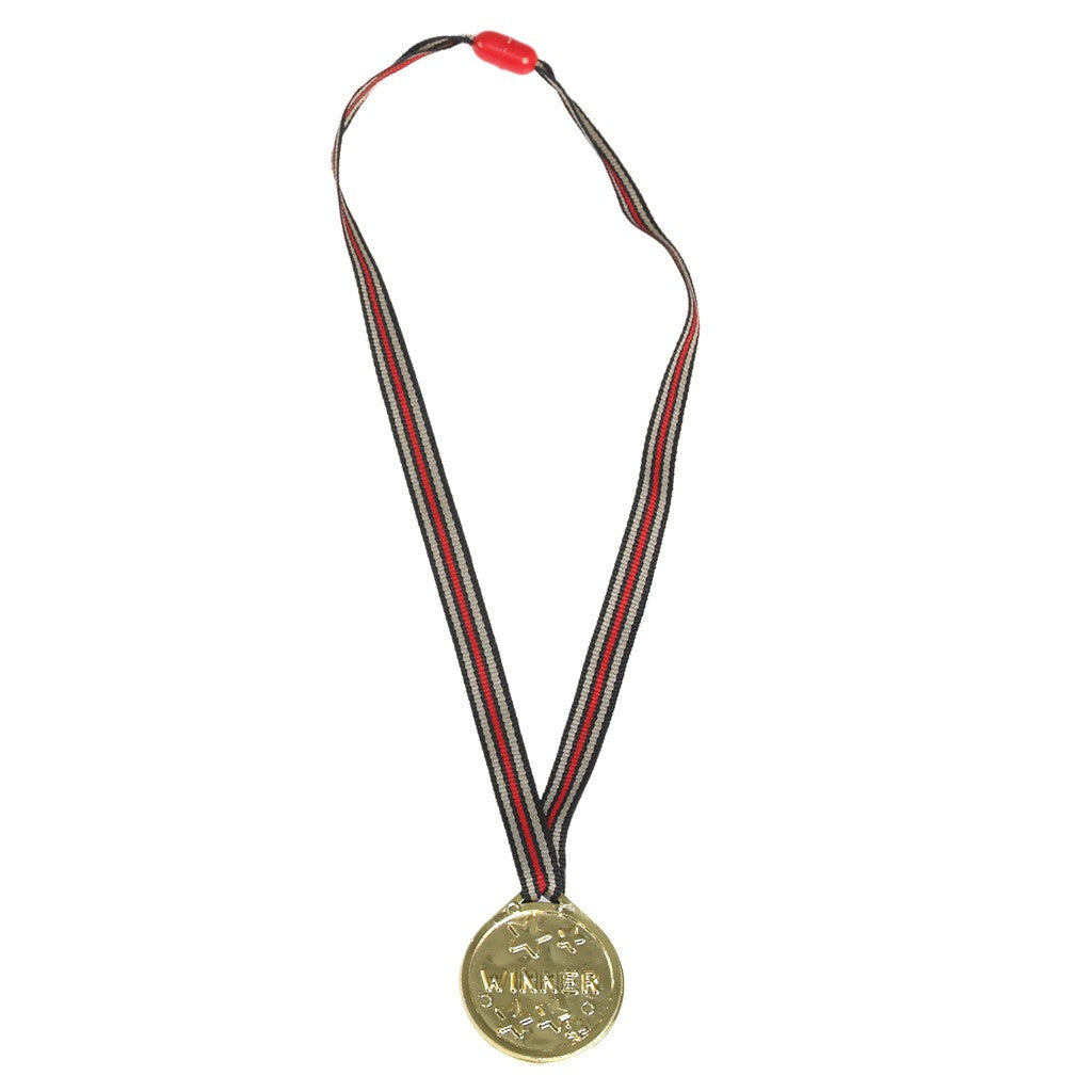 Set of 12 Sports Day Winners Medals