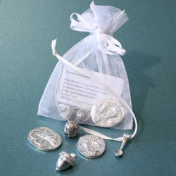 Wisdom Pewter Pocket Charms