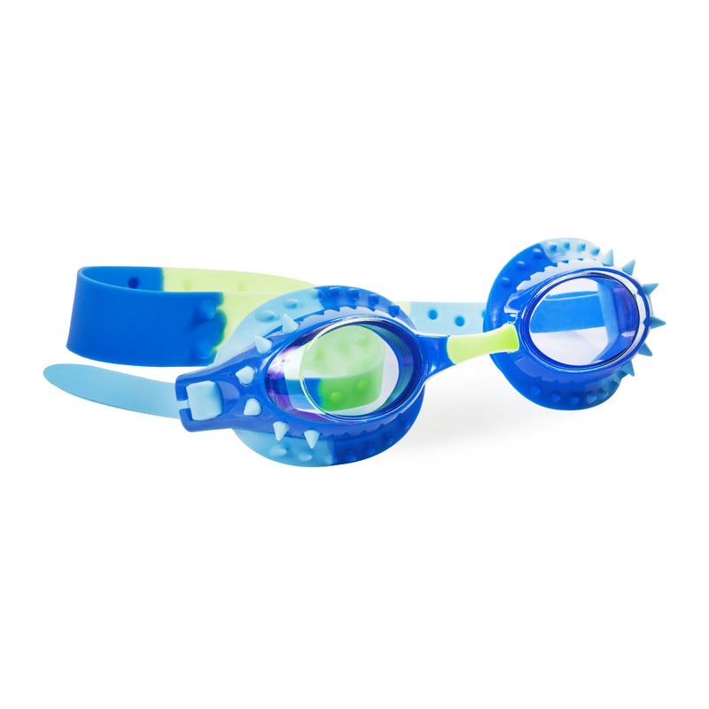 Nelly Spike Swim Goggles, Royal Blue