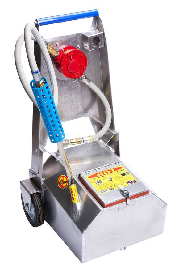 SS-914-W Simplicity Pump Series Shortening Shuttle® Waste Oil Carrier/ SDU