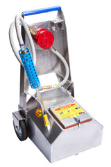 The Shortening Shuttle® Waste Oil Carrier: Simplicity Series: Manual Pump SS-914-W