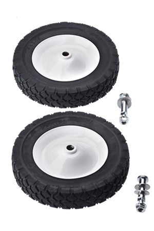 SS-DWK Double Wheel Kit FOR  ALL Economy Series The Shortening Shuttle®  Waste Oil Carrier/SDU