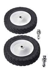1-SS-DWK Double Wheel Kit  Economy Series for The Shortening Shuttle®  Waste Oil Carrier
