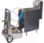 SS-914-W SECOND SOLD OUT         Simplicity Pump Series Shortening Shuttle® Waste Oil Carrier/ SDU