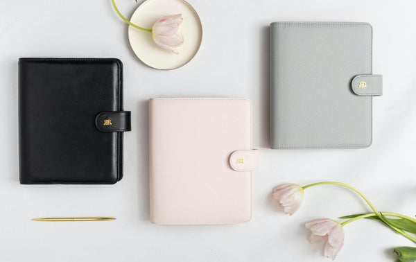 A5 Luxe Refillable Binders