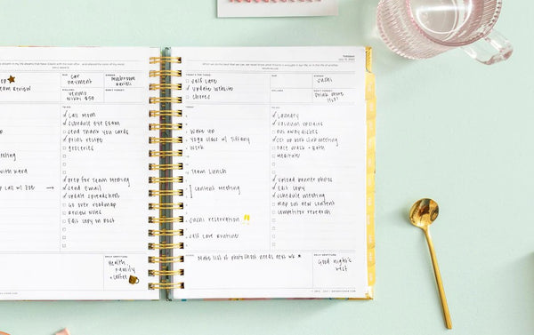 Shop All Daily Flagship Planners