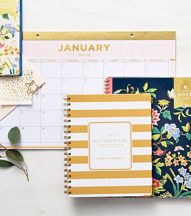 Monthly and Weekly Planning Essentials