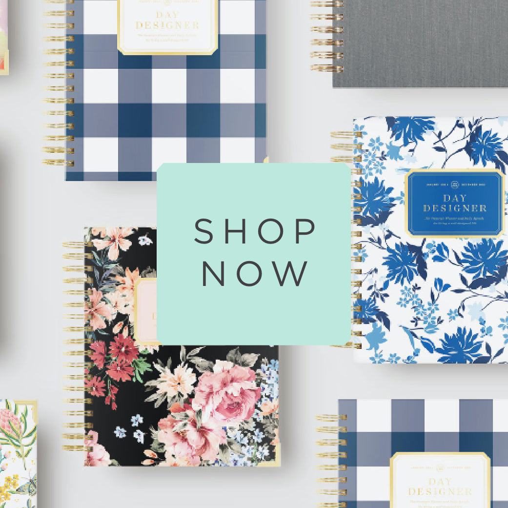 Shop Day Designer Daily Planners Now