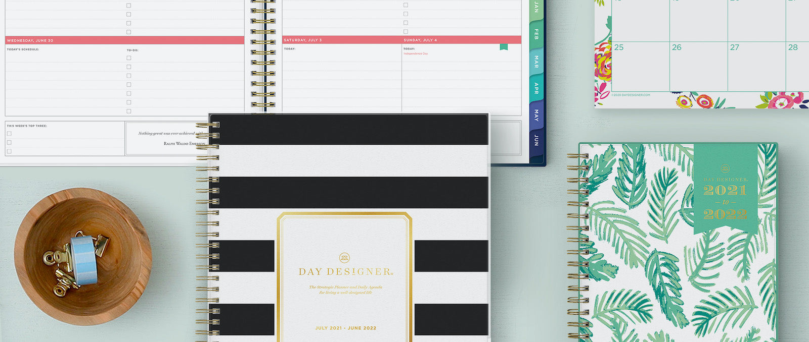 Day Designer for Blue Sky Planners