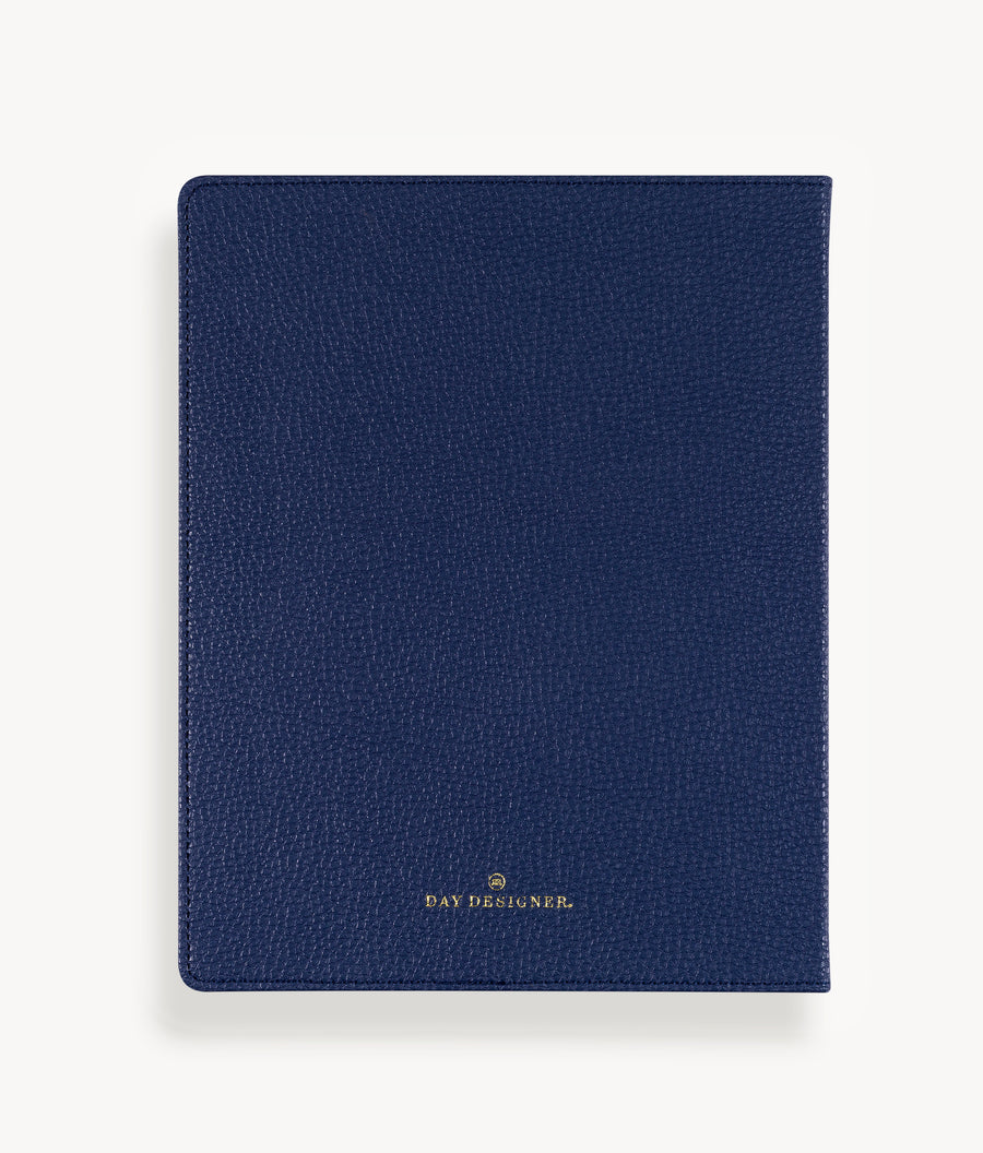 Today & To-Do Non-Dated Planner: Hudson Navy