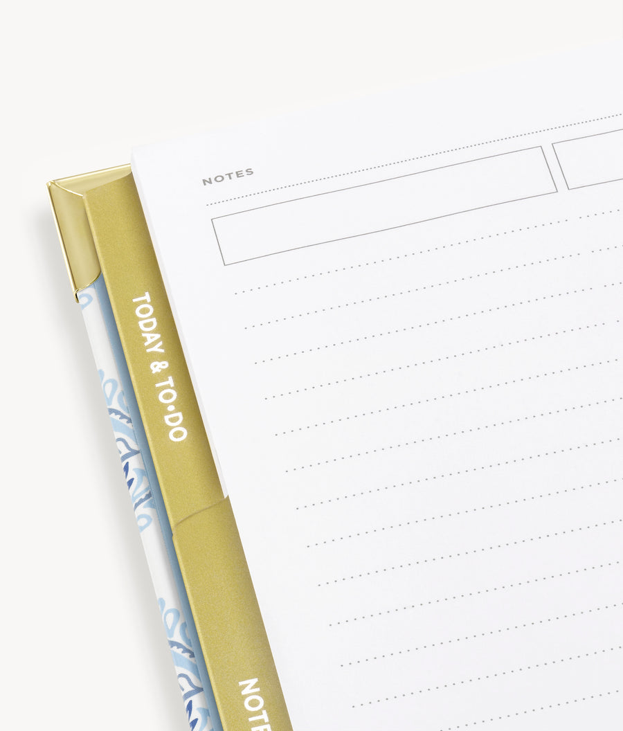 January 2020 Weekly Planner:  Perfectly Paisley