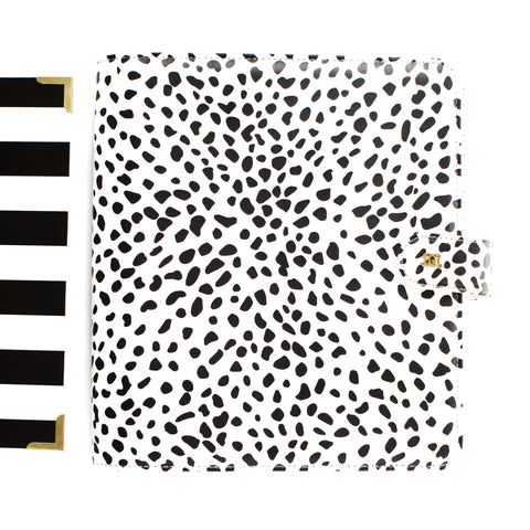 Flagship Day Designer Case: Black Spotty