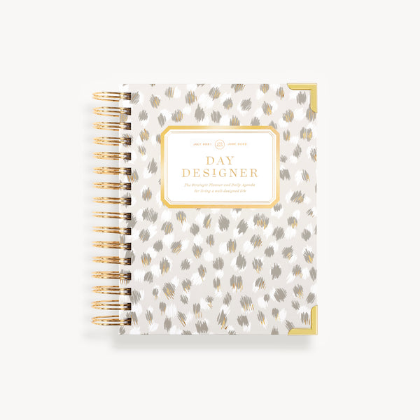 2021-2022 Mini Daily Planner: Chic