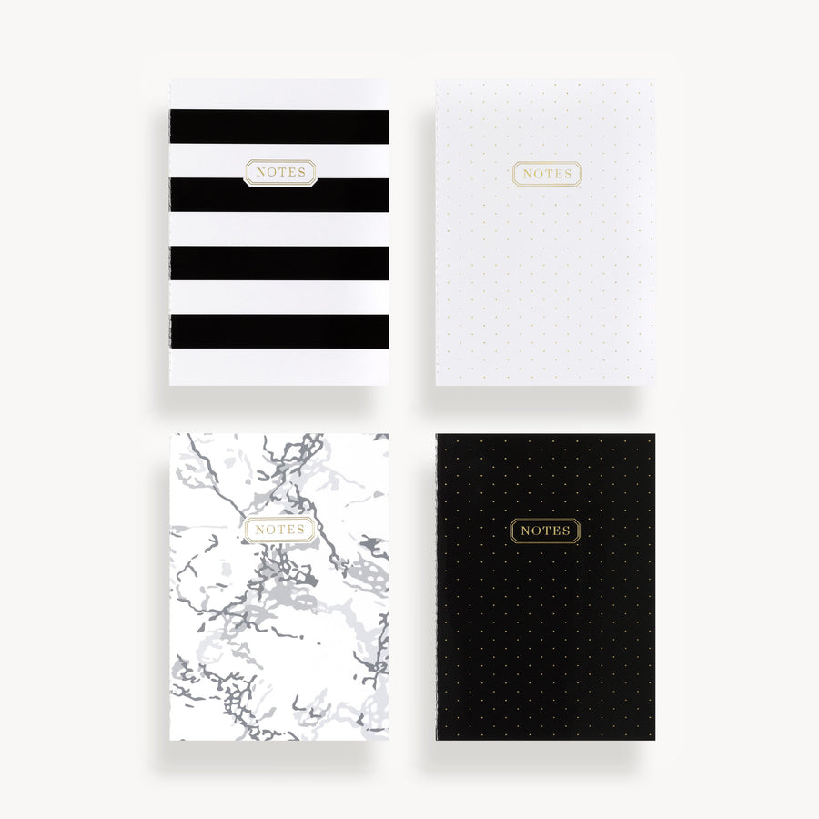 Slim Notebook Set:  Classic