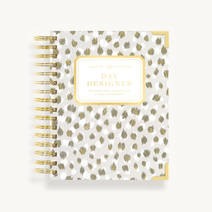 2021 Mini Daily Planner: Chic