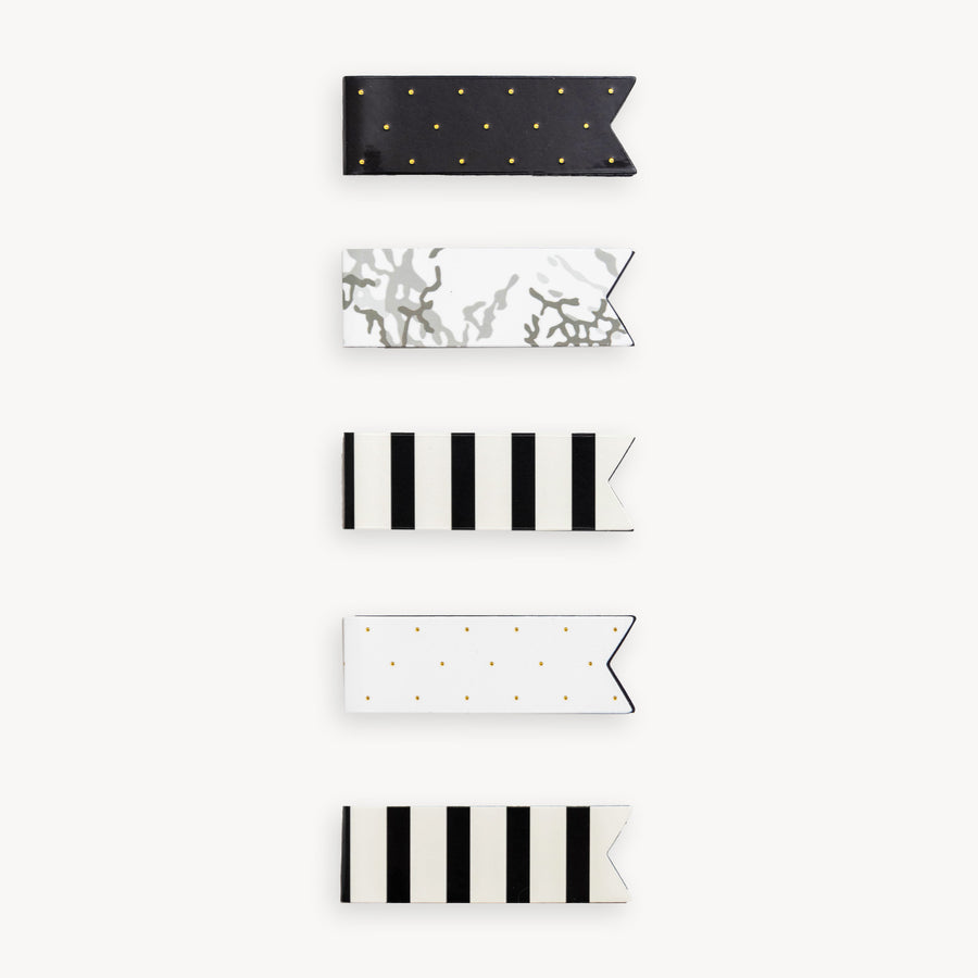 Magnetic Bookmark Set: 5-Pack