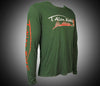 Redfish Cool Dry Long Sleeve Shirts