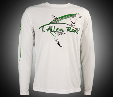Tarpon Cool Dry Long Sleeve Shirts
