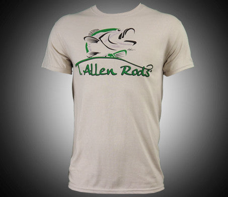 Largemouth Cotton Short Sleeve Shirts
