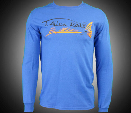 Redfish Cotton Long Sleeve Shirts