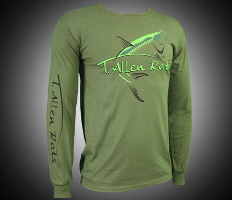 Tarpon Cotton Long Sleeve Shirts