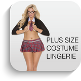 Plus Size Costume Lingerie