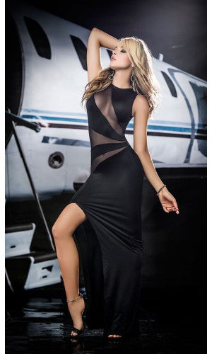 Only at Night Lifestyle Gown