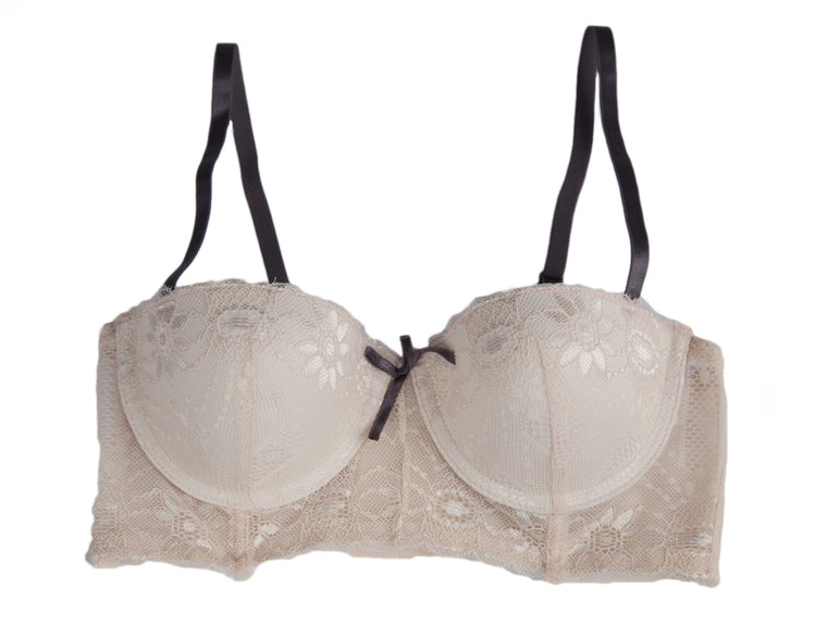 Sunset Intimates Womens Lucky Lady Lace Bra
