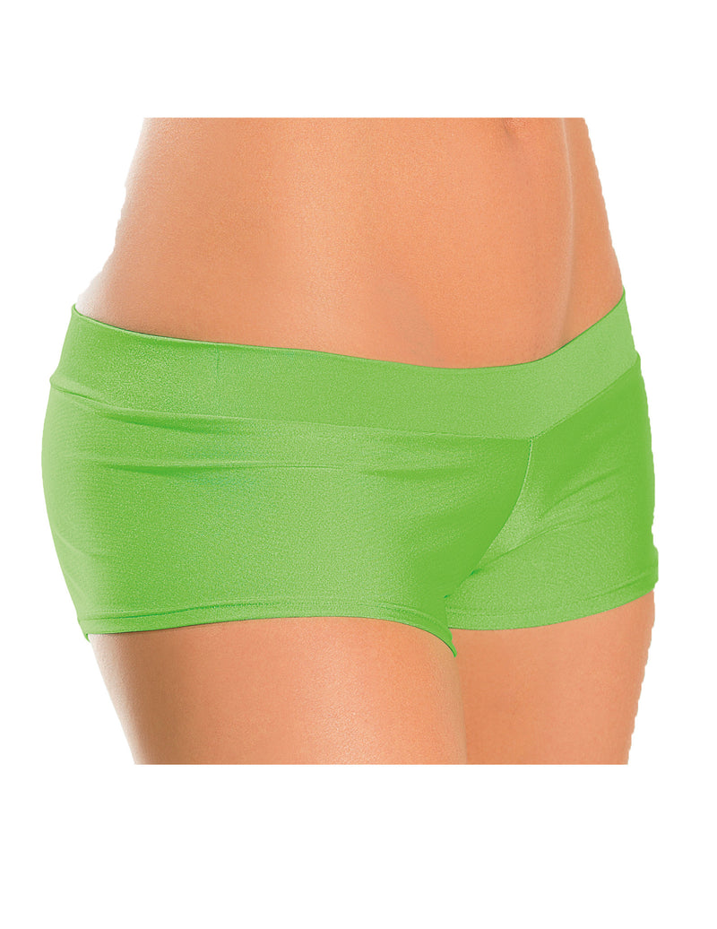 Boy Shorts Neon Lime