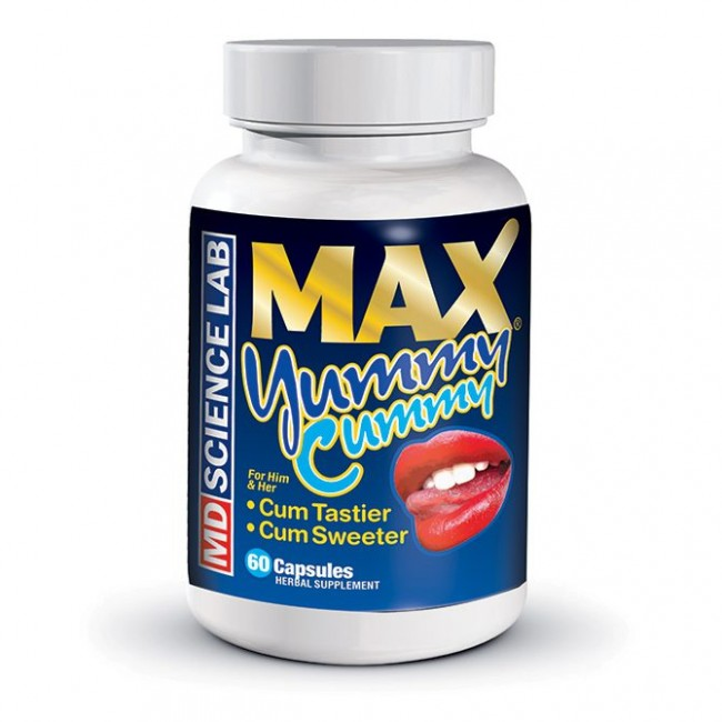 Max Yummy Cummy 60 CT Bottle